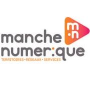 Manche Numérique_Logo